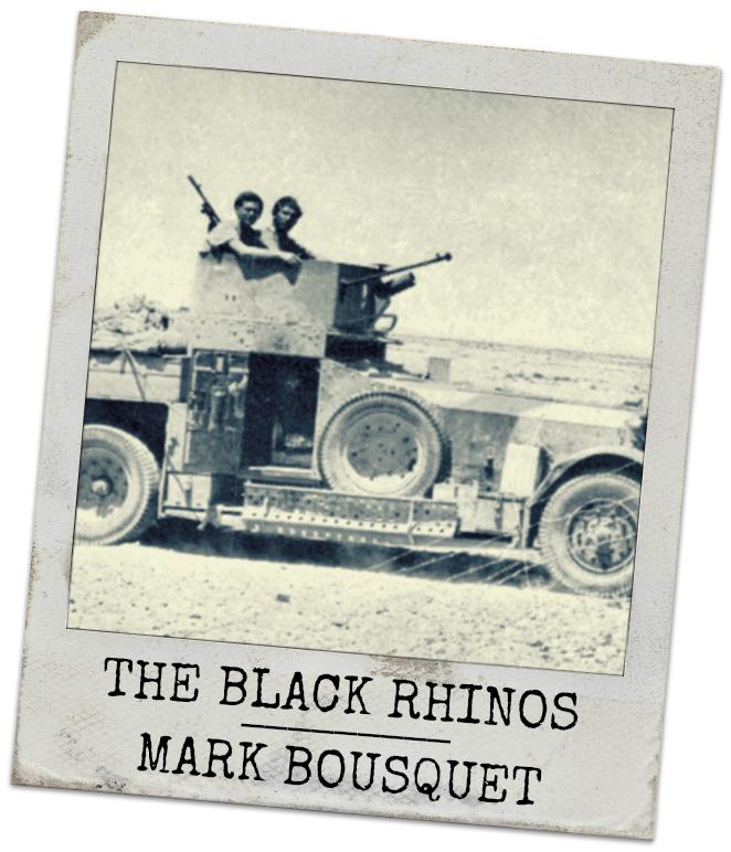 Black Rhinos Cover 1