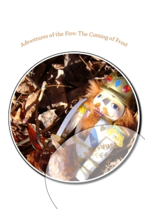 The Coming of Frost Front Cover
